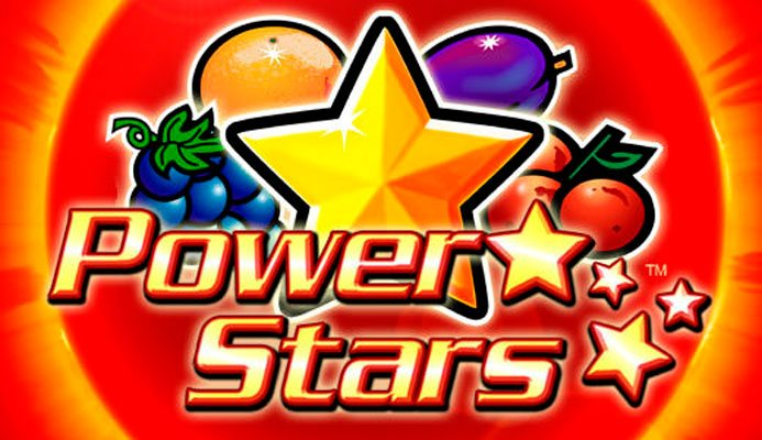 Slot machine gratis power star
