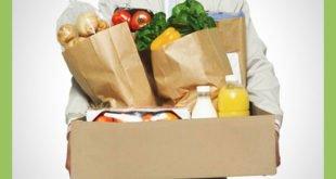 покупка еды в интернете