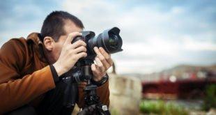 услугах профессиональных фотографов