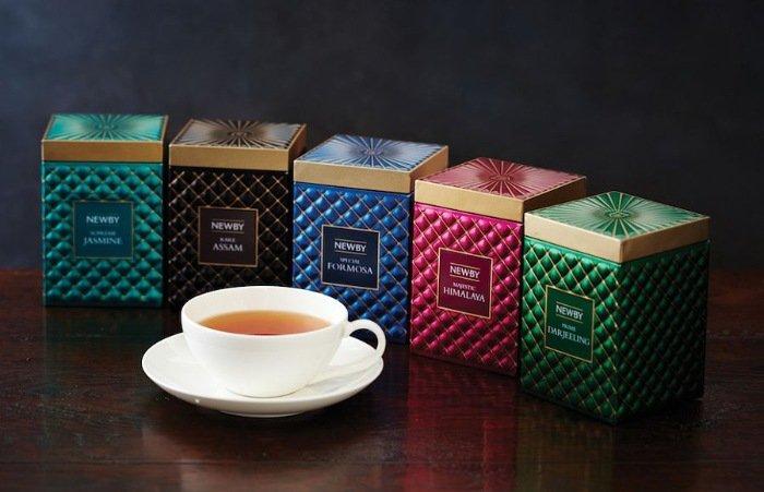Разновидности чая Newby