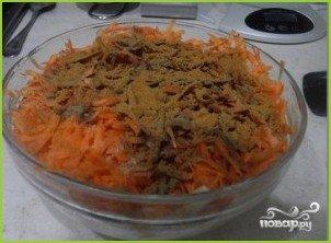 Хе из рыбы по-корейски с морковью - фото шаг 5