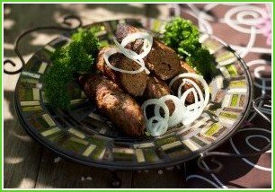 Кебаб из свинины - фото шаг 4