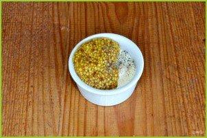 Салат из брокколи и огурцов - фото шаг 7