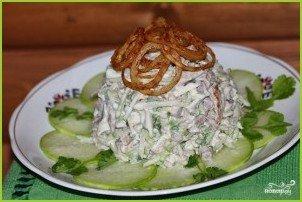 Салат из сузьмы - фото шаг 5