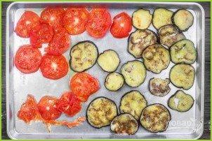 Салат с запеченными баклажанами - фото шаг 1