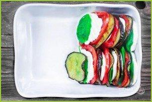 Салат с запеченными баклажанами - фото шаг 2
