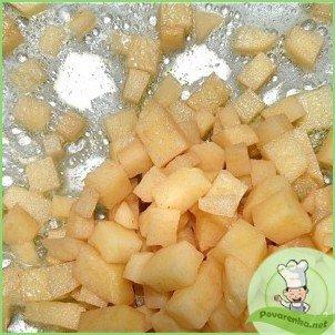 Быстрый картофельный суп-крем - фото шаг 3