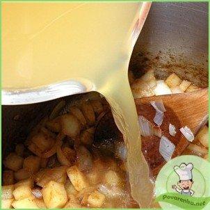 Быстрый картофельный суп-крем - фото шаг 6