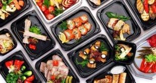 Доставка еды — это всегда просто и удобно