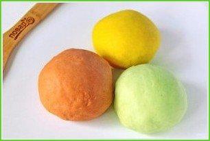 Цветные пельмени - фото шаг 5