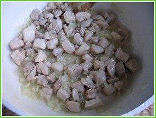 Плов узбекский с курицей - фото шаг 3