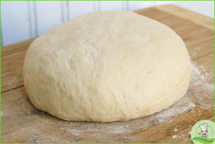 Тесто для домашних пельменей