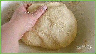 Тесто на вареники на воде - фото шаг 4
