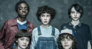 «Очень странные дела» от Netflix
