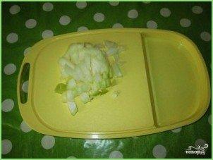 Борщ с консервированной фасолью - фото шаг 5