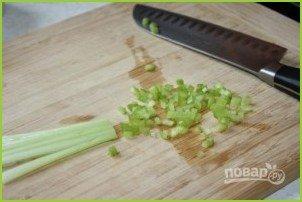 Картофельный салат с яйцом - фото шаг 3