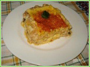 Лазанья сырная - фото шаг 7