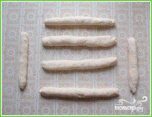 Ленивые вареники или творожные галушки - фото шаг 3