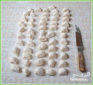 Ленивые вареники или творожные галушки - фото шаг 4