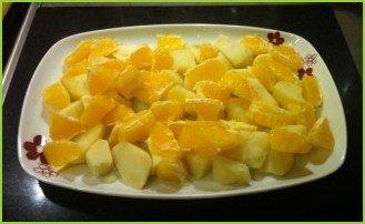 Малагский салат - фото шаг 6