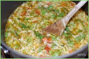 Минестроне (суп из овощей) - фото шаг 6