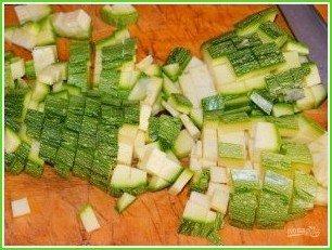 Овощное рагу с мясом в духовке - фото шаг 4