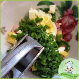 Салат из свиного сердца - фото шаг 5