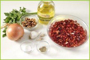 Салат с фасолью без майонеза - фото шаг 1