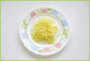 Салат с картофелем пай - фото шаг 7