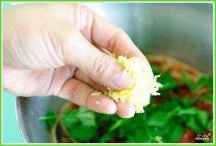 Спагетти с базиликом и помидорами - фото шаг 5