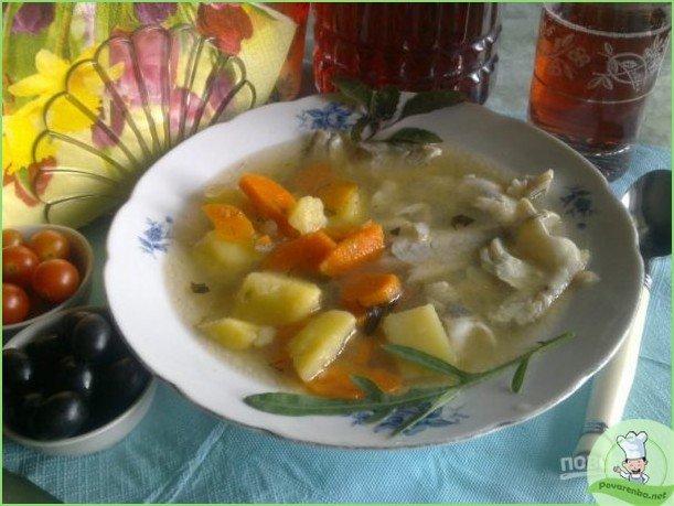 Суп из наваги - фото шаг 1