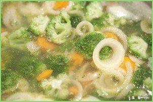 Суп-пюре из брокколи - фото шаг 7