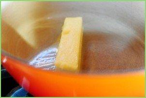 Суп-пюре с сыром - фото шаг 2