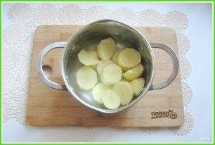 Вареники с картофелем на сметане - фото шаг 6