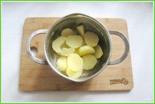Вареники с картофелем на сметане - фото шаг 7
