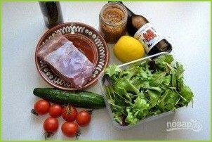 Биф салат - фото шаг 1