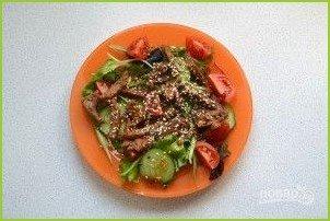Биф салат - фото шаг 10
