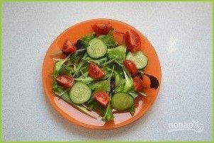 Биф салат - фото шаг 8
