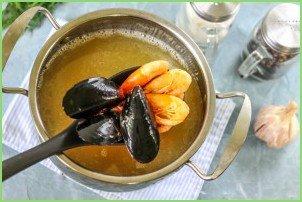 Французский рыбный суп - фото шаг 9