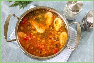 Французский рыбный суп - фото шаг 12