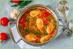 Французский рыбный суп - фото шаг 13