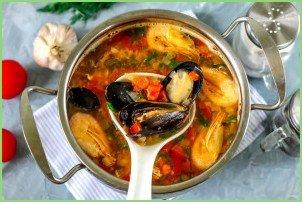 Французский рыбный суп - фото шаг 14