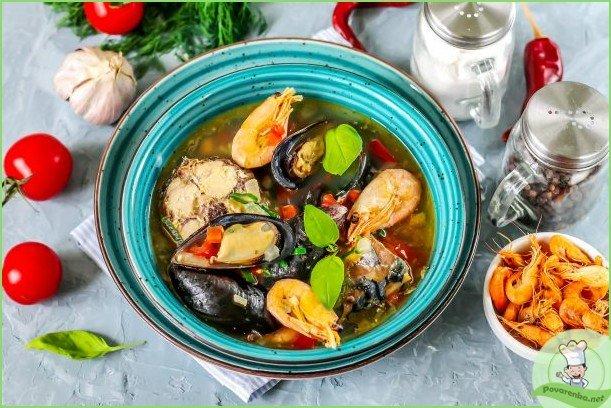 Французский рыбный суп - фото шаг 1