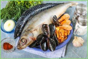 Французский рыбный суп - фото шаг 2