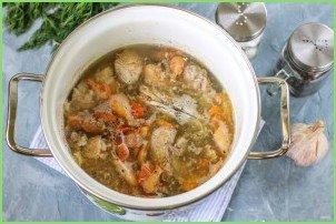 Французский рыбный суп - фото шаг 6