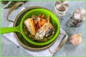 Французский рыбный суп - фото шаг 7