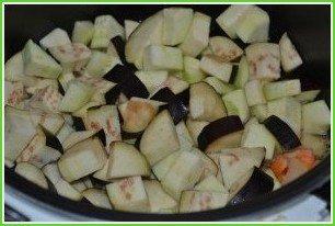 Овощное рагу с баклажанами - фото шаг 5