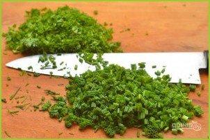 Салат из мяса - фото шаг 10
