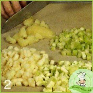 Салат со свиным языком - фото шаг 2