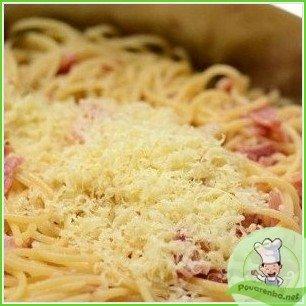 Спагетти Карбонара - фото шаг 7